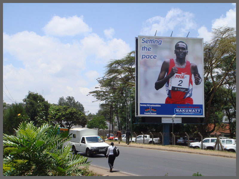 billboard kenya